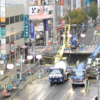 【配信終了】NHK博多駅前道路陥没ライブカメラ(福岡県福岡市博多区)