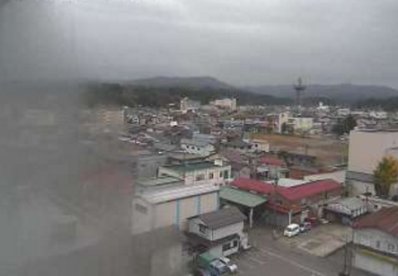 長岡市栃尾支所ライブカメラ(新潟県長岡市金町)