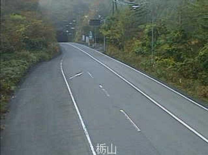 国道315号栃山ライブカメラ(山口県山口市阿東)