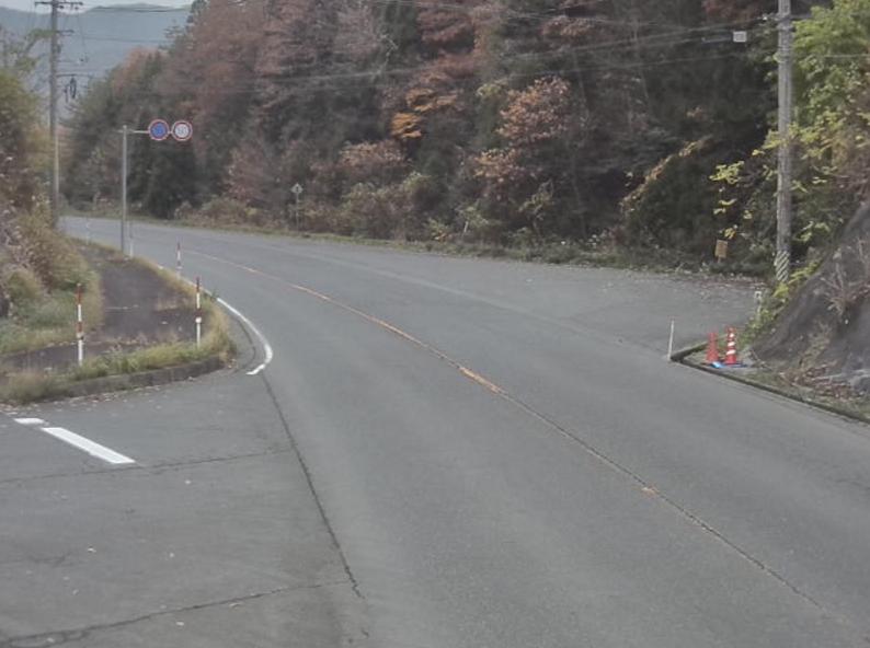 国道261号中山峠ライブカメラ(広島県北広島町中山)