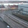 Colins新潟港東港区西埠頭待機レーンゲート側方向ライブカメラ(新潟県聖籠町)