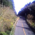 国道256号関市山県市境ライブカメラ(岐阜県関市洞戸)