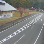 国道400号道の駅からむし織の里しょうわ第2ライブカメラ(福島県昭和村佐倉)