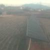 徳島堰太陽光発電所第2ライブカメラ(山梨県韮崎市旭町)