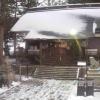 UCV山家神社ライブカメラ(長野県上田市真田町)