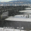 千曲川村山橋ライブカメラ(長野県長野市村山)