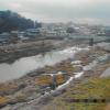 可児川名鉄広見線鉄橋ライブカメラ(岐阜県可児市中恵土)