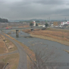 可児川二の井大橋ライブカメラ(岐阜県可児市塩)
