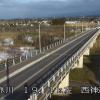 西派川西神通橋ライブカメラ(富山県富山市八尾町)
