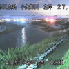 小矢部川島分橋ライブカメラ(富山県小矢部市泉町)