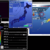 日本全国緊急地震速報ライブカメラ(東京都中野区南台)