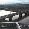 神通川富山北大橋ライブカメラ(富山県富山市牛島本町)