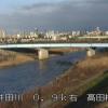 井田川高田橋ライブカメラ(富山県富山市婦中町)