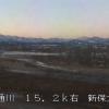 神通川新保大橋ライブカメラ(富山県富山市新保)