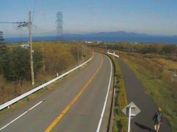 滋賀県道322号比良山線北比良ライブカメラ(滋賀県大津市北比良)