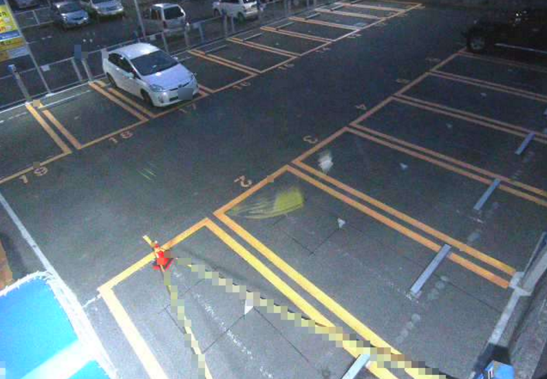 NTTルパルク三浦海岸第1駐車場ライブカメラ(神奈川県三浦市南下浦町)