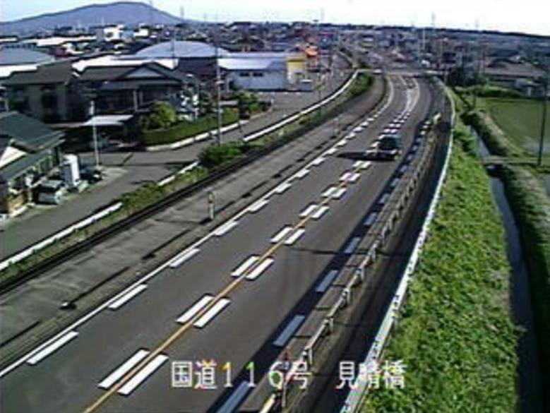 国道116号吉田ライブカメラ(新潟県燕市吉田)