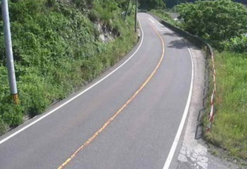 国道148号山之坊ライブカメラ(新潟県糸魚川市山之坊)