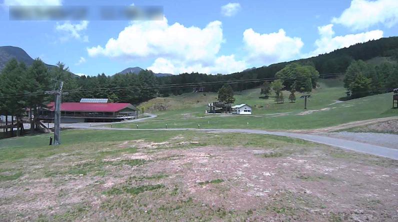 丸沼高原オートキャンプ場ライブカメラ(群馬県片品村東小川)
