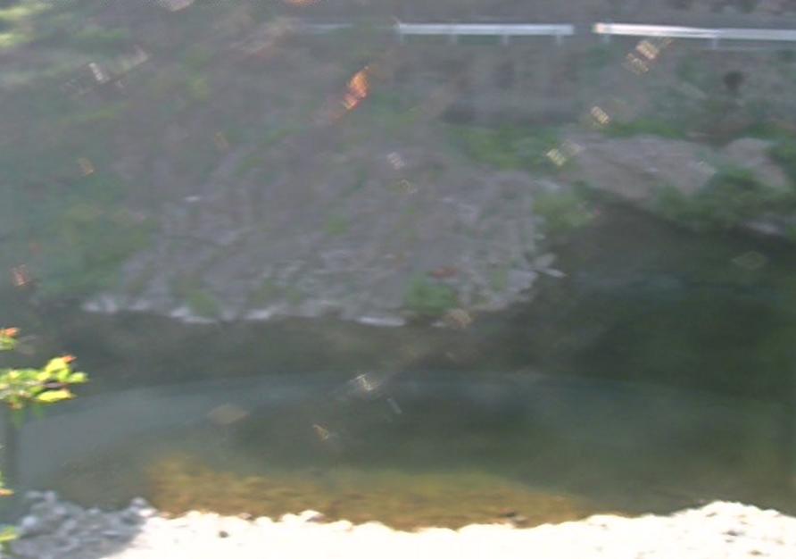 黒川豊川寺ライブカメラ(岐阜県白川町黒川)