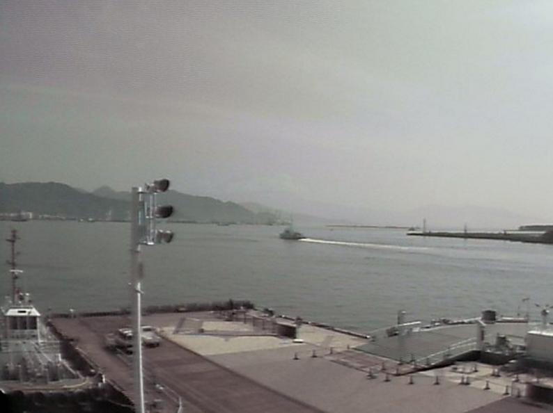 WNI清水港ライブカメラ(静岡県静岡市清水区)