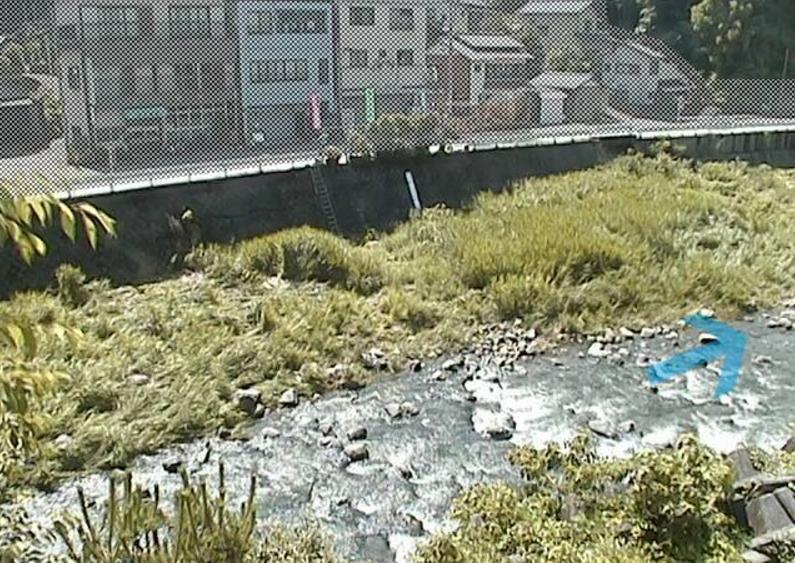 興津川高瀬橋ライブカメラ(静岡県静岡市清水区)