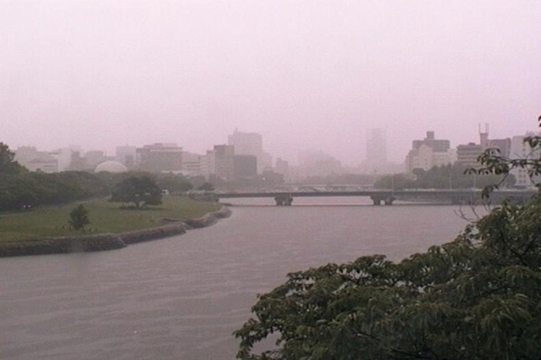 旧太田川寺町ライブカメラ(広島県広島市中区)