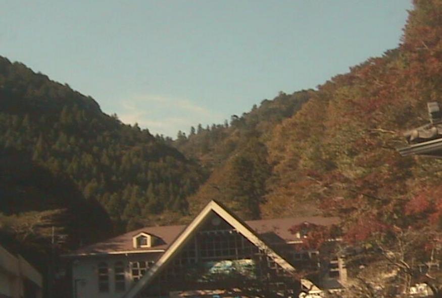 高橋家高尾山麓ライブカメラ(東京都八王子市高尾町)