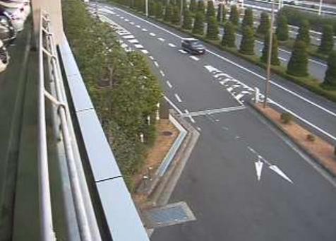 羽田空港P2駐車場入口