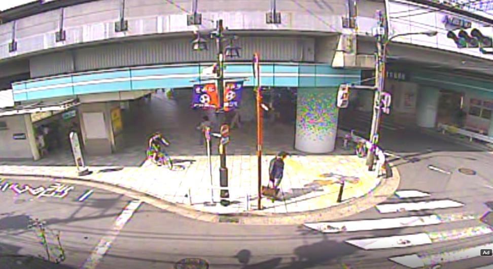 京王線八幡山駅