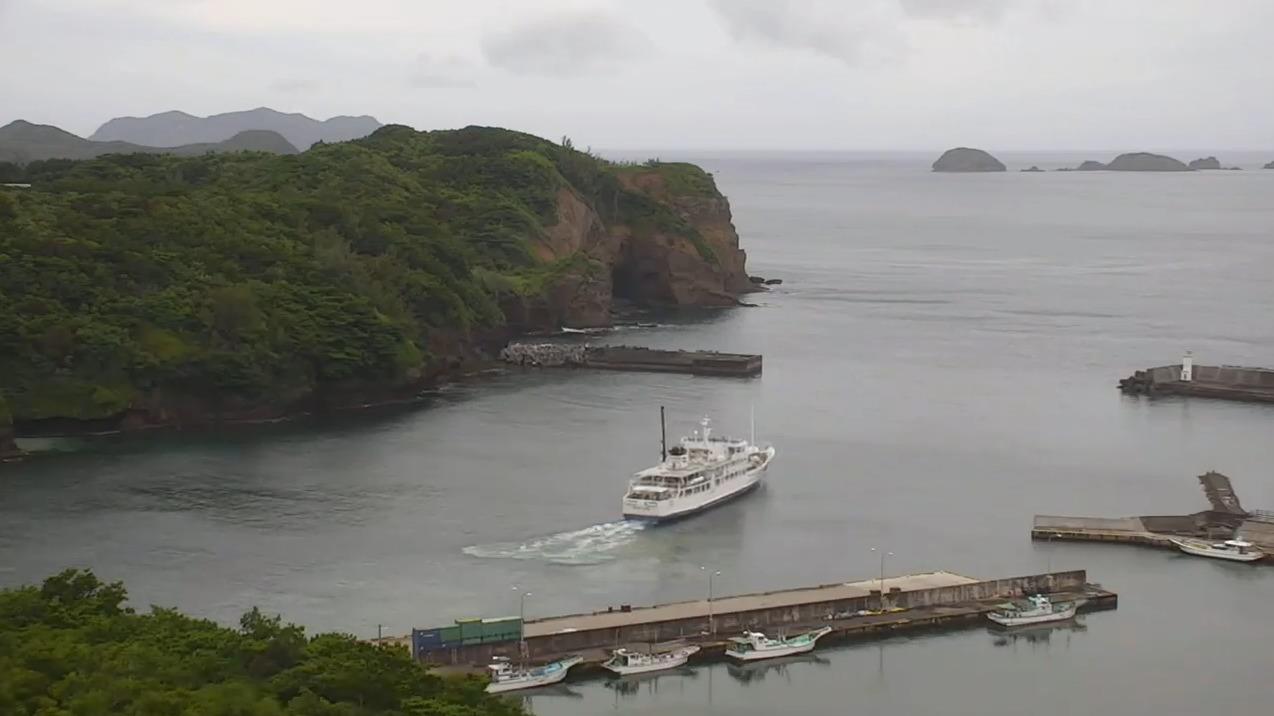 小笠原 諸島 ライブ カメラ