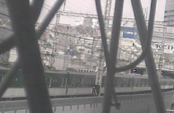 ユービック情報専門学校から京橋駅