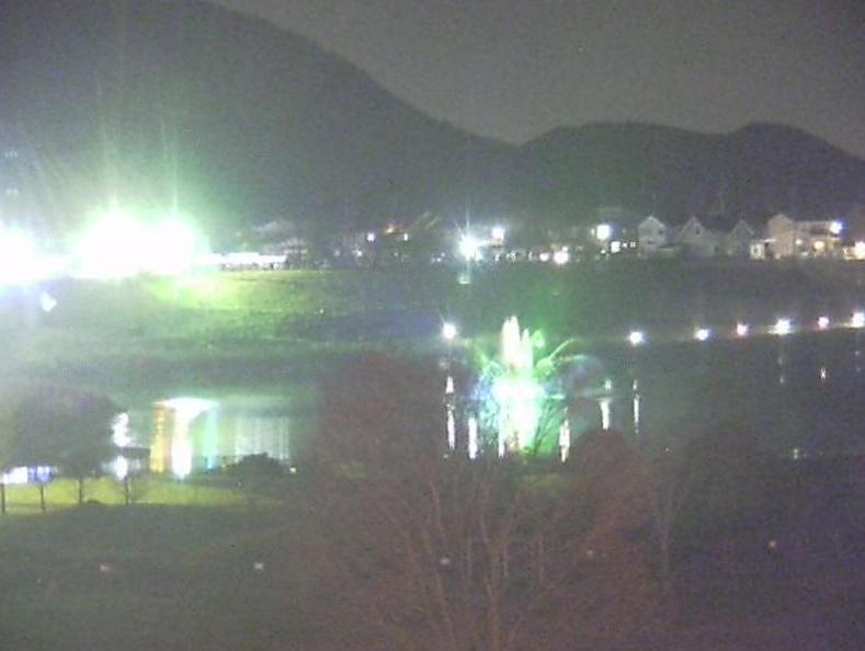 宮ヶ瀬湖ライブカメラ(神奈川県清川村宮ヶ瀬)