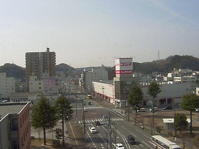 テレビユー福島いわき支社からいわき市内