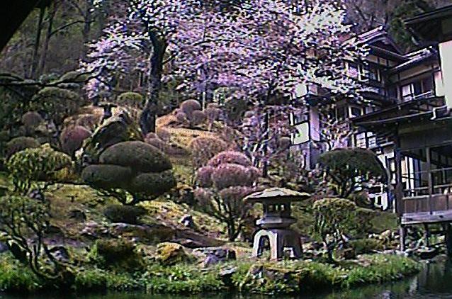 会津東山温泉向瀧