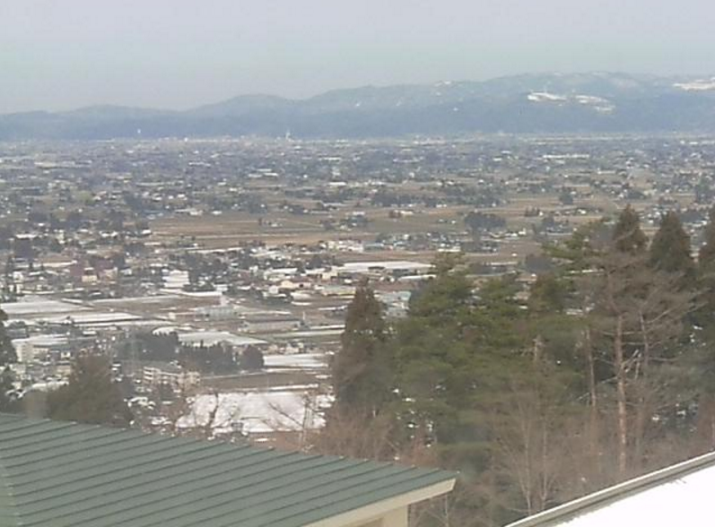 閑乗寺夢木香村ライブカメラ(富山県砺波市庄川町)