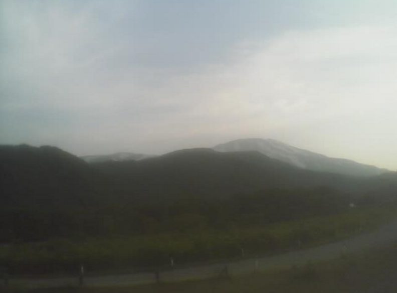 鳥海山荘鳥海山ライブカメラ(山形県酒田市草津湯ノ台)