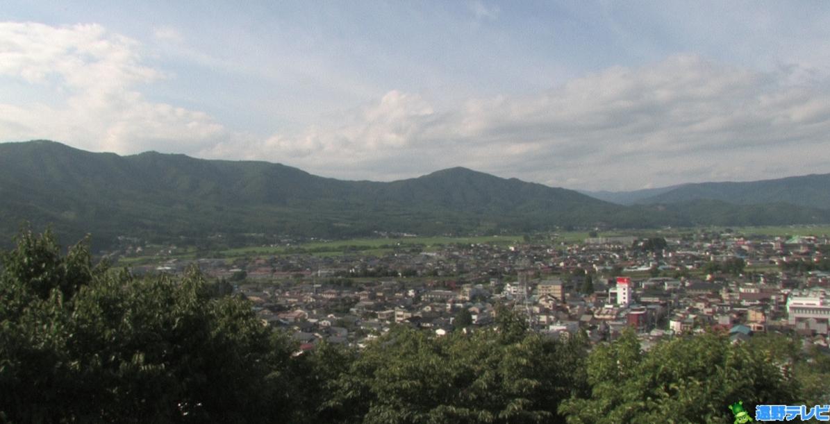 鍋倉展望台ライブカメラ(岩手県遠野市新町)