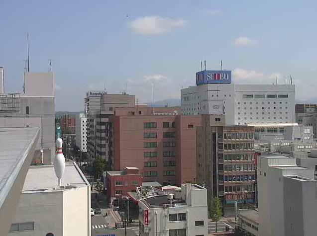 秋田市中通