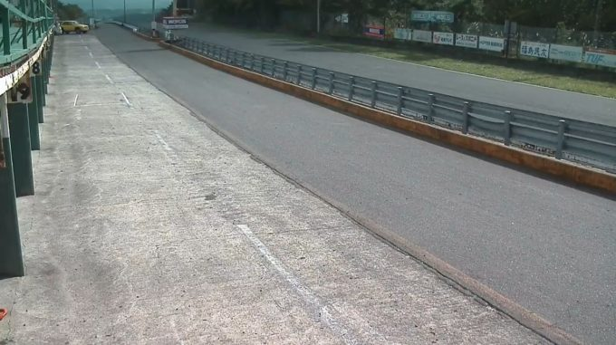 エビスサーキット東コースピット第1ライブカメラ(福島県二本松市沢松倉)