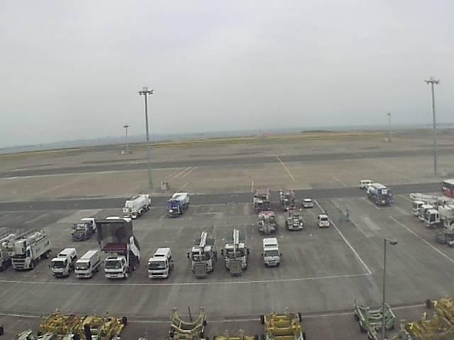 羽田空港整備車両