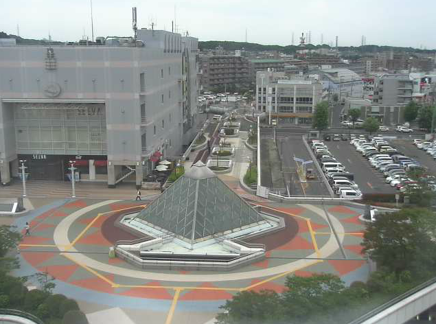 仙台市泉中央駅