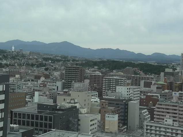 仙台市内北側