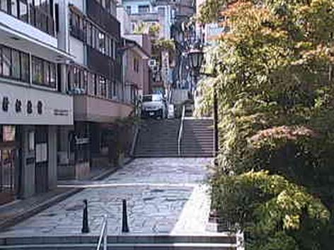 伊香保温泉石段街