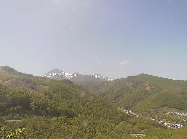 知床半島・羅臼の山々