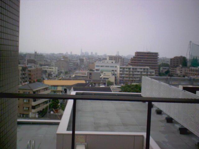 福岡大学福岡タワー方面