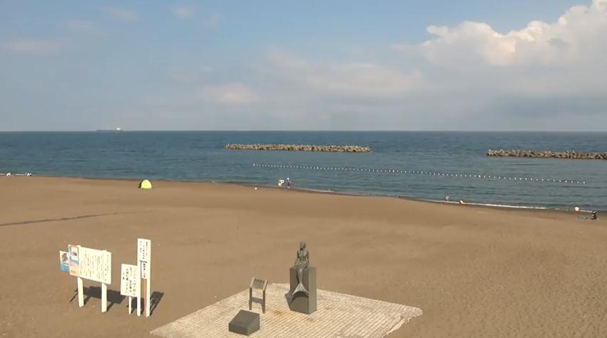 鵜の浜温泉海水浴場ライブカメラ