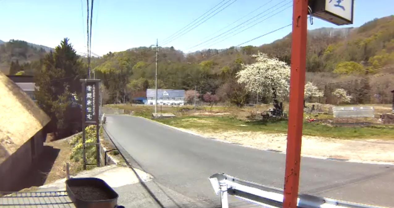 民宿吉野屋雲越家住宅ライブカメラ(群馬県利根郡みなかみ町)