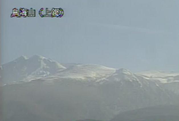 上郷から鳥海山