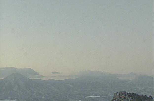 八久保から霧島山